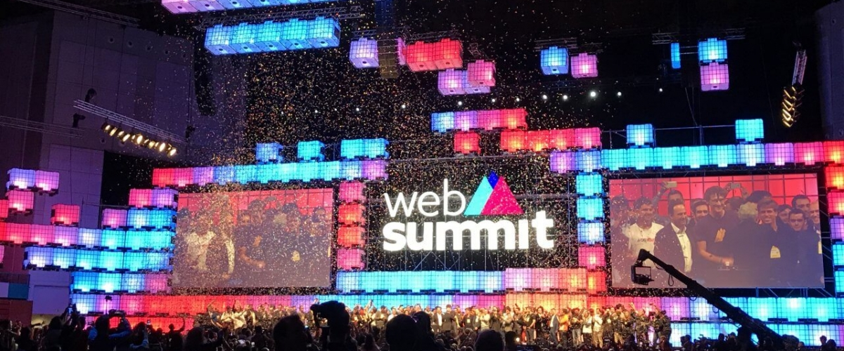 Reflecting on my First Web Summit Experience
