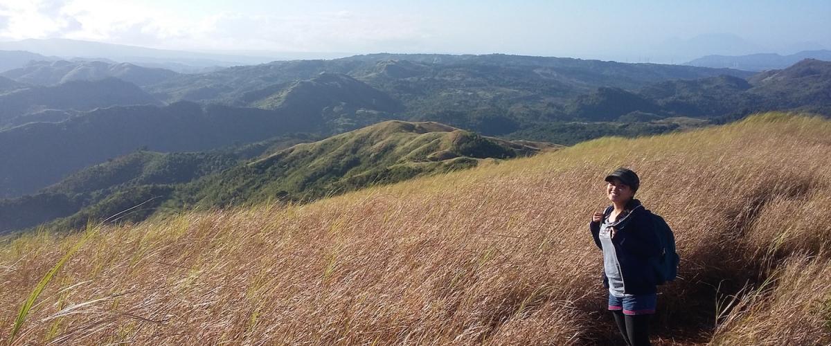 Climbing Mt. Batolusong